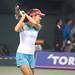 Ana Ivanovic - Practice at Toray PPO Tennis Tournament