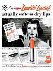 Revlon Lanolite Lipstick photo by Vané Michelle