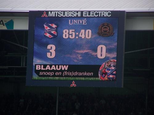 6136115919 4c5032c058 SC Heerenveen   FC Groningen 3 0, 11 september 2011