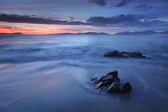 Ria de Vigo / Galicia, Spain photo by Michael Gross