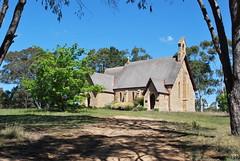 Anglican Church at Bungonia