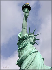 Statue of Liberty photo by SunyFLx4