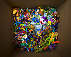 My Plastic Childhood photo by Onigun