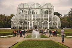 Palácio de Cristal - Jardim Botânico de Curitiba - photo by Dircinha -