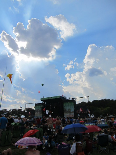 Austin City Limits Music Festival 10th Anniversary