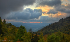 Smoky Mountain Morning - EXPLORED #276 photo by Bruce Bugbee