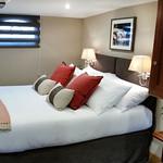 Barge Rendez-Vous cabin 1