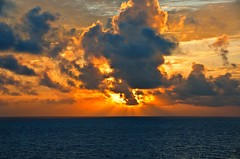 sunset (Turks And Cacos Islands) photo by john.blake89