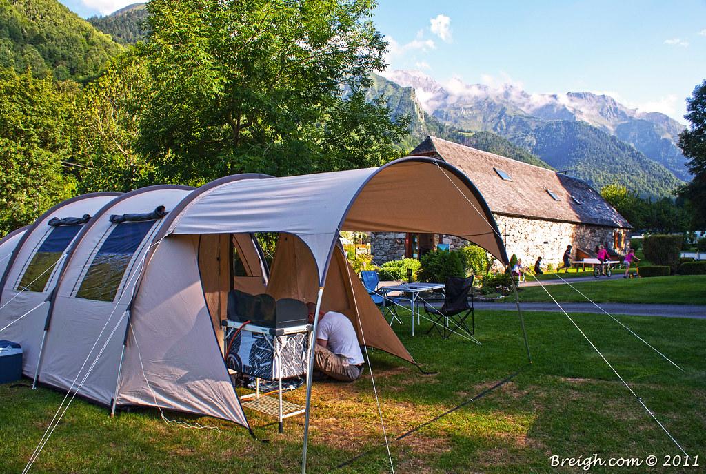 Camping Pyrenees Natura