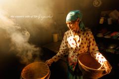 Village Kitchen (Java, Indonesia) photo by The Eternal Sunshine Art Works
