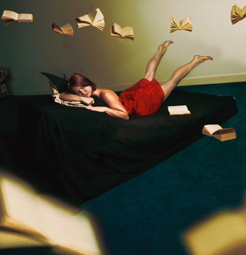the Orchestration of Sleep photo by Casey David