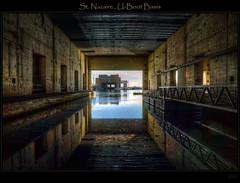 St. Nazaire - submarine base (explored) photo by Kemoauc