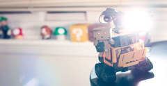 danboard wall e photo by 五星红旗
