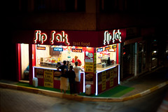 Miniature Doner Kebab Stand photo by PM Breakfast
