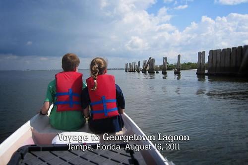 Journey to Georgetown Lagoon