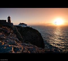 un atardecer en San Vicente / Sunset at San Vicente photo by Gonzalo Déniz