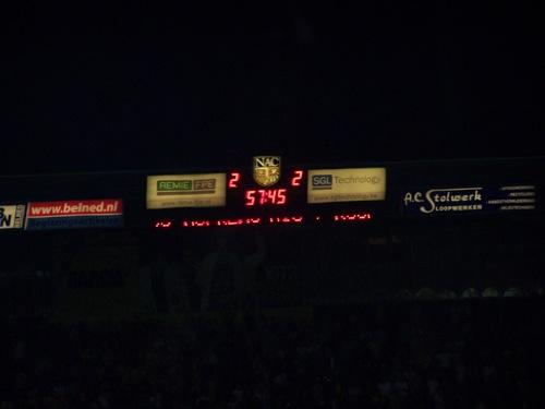 6066581458 1496e03aab NAC Breda   FC Groningen 2 2, 20 augustus 2011
