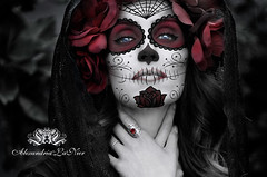 Day of the Dead photo by Alexandria LaNier