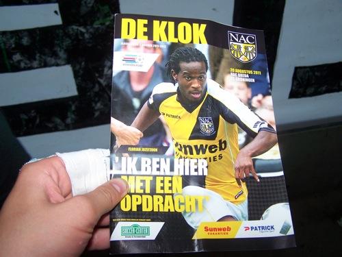 6066585780 754f3a077a NAC Breda   FC Groningen 2 2, 20 augustus 2011