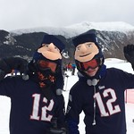 2/5/17 Great snow + big game = one super Sunday! Go Pats!