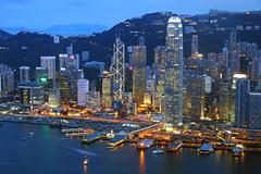 Central, Hong Kong photo by b80399