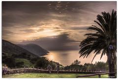Puesta de sol desde San Andrés de Teixido...(Explore-Frontpage) photo by .... belargcastel ....