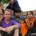 Индия - случайные знакомые в Агре