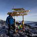 Танзания - на вершине Килиманджаро