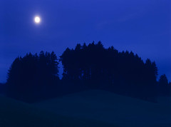 Bavarian moon night photo by Mr.RJ-M