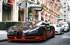 Bugatti 16.4 Veyron SuperSport photo by BenjiAuto (Ratet B. Photographie)