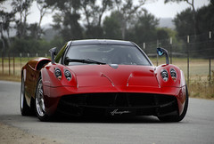 Huayra photo by Ian Jones Photography