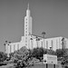 Los Angeles Mormon Temple - GA645ZI - TMAX 100