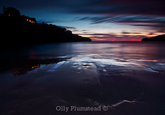 Long after Sunset. photo by Olly Plumstead