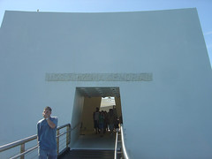 Arizona Memorial - Entry