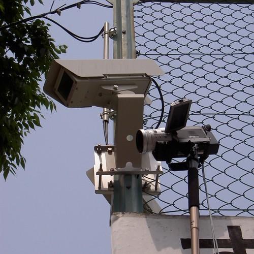 監視カメラを監視カメラで監視(ネタ)
