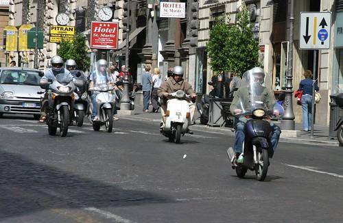 rome-bikers