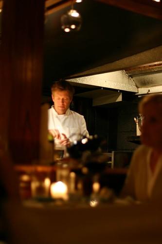 Chef Michael Fuller