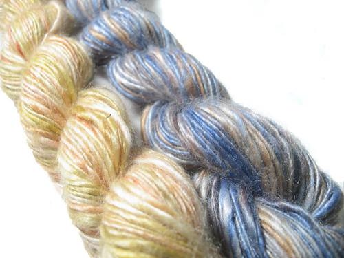 Handpsun Silks