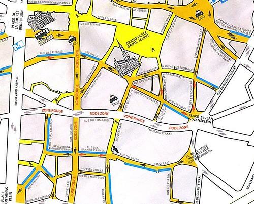 Comfortzone Brussel: detail
