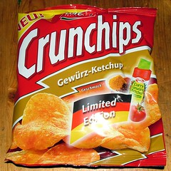 DSCF13166 - Crunchips Gewürzketchup - Verpackung