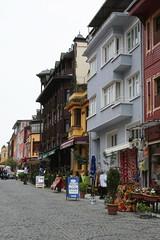 Istanbul - quartier Sultanhamet
