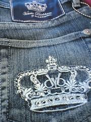 bling jeans...