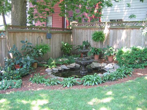 shade garden ideas zone 7 - Shade Garden Design Ideas