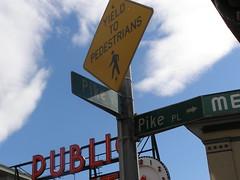 Corner of Pike and Pike