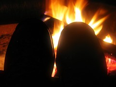 Boots and Fire