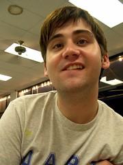 Jim's weird face