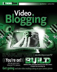 Video Blogging, the book