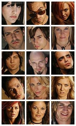 Rock Star: Supernova Contestants