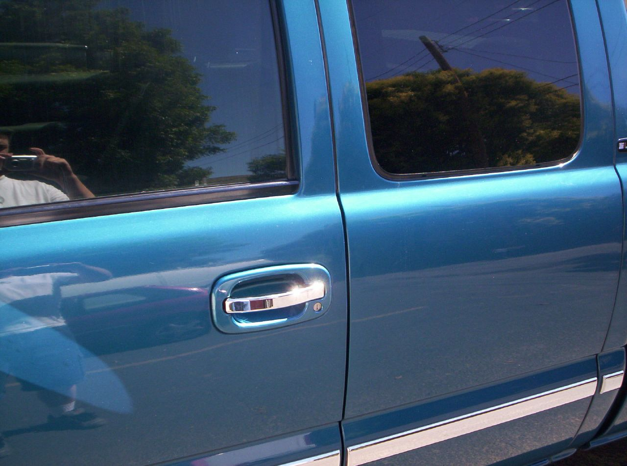 Nbs Door Handle Upgrade Easy How To Page 2 Chevy