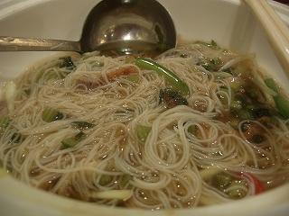 20060411 好彩海鮮酒家 素麺